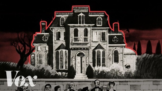 Why the Victorian mansion is a horror icon via Vox on YouTube [Video]