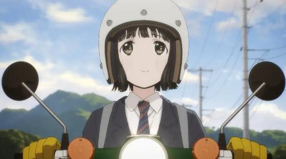 Super Cub Anime Is A Love Letter To Adolescent Freedom via Kotaku [Shared]