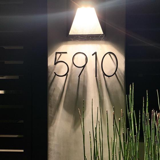 Night light via Instagram