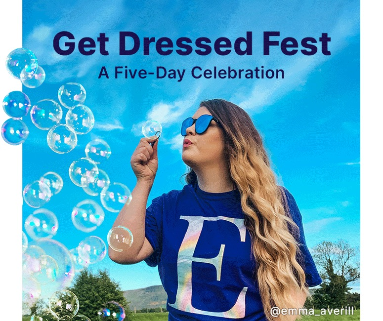 Get Dressed Fest: 25% off all clothing from Douglas E. Welch Design and Photography