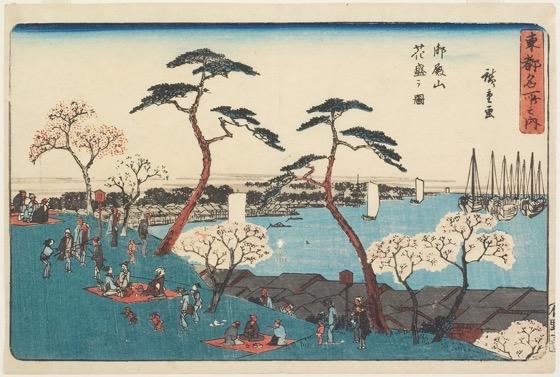 Download 1,000+ Japanese Woodblock Prints by Edo-Era Master Hiroshige via My Modern Met [Shared]