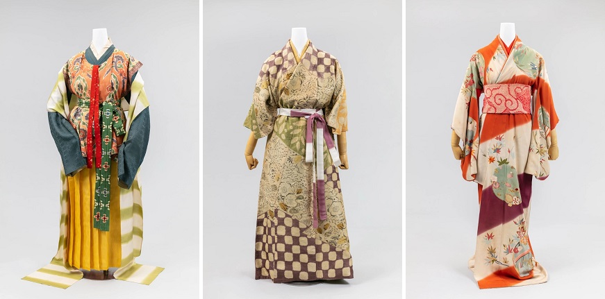 New Exhibition in Tokyo Explores 1,500-Year History of Women's Kimonos via My Modern Met [Shared]