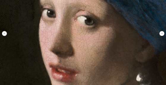 A Gallery of 1,800 Gigapixel Images of Classic Paintings: See Vermeer's Girl with the Pearl Earring, Van Gogh's Starry Night & Other Masterpieces in Close Detail via Open Culture [Shared]