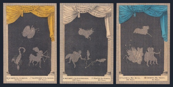 Astronomia Playing Cards (1829) via The Public Domain Review [Shared]