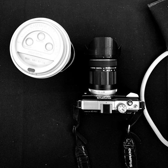 Camera Still Life via Instagram